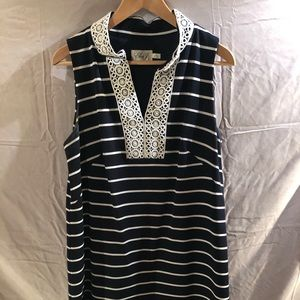 Eliza J Nautical Dress